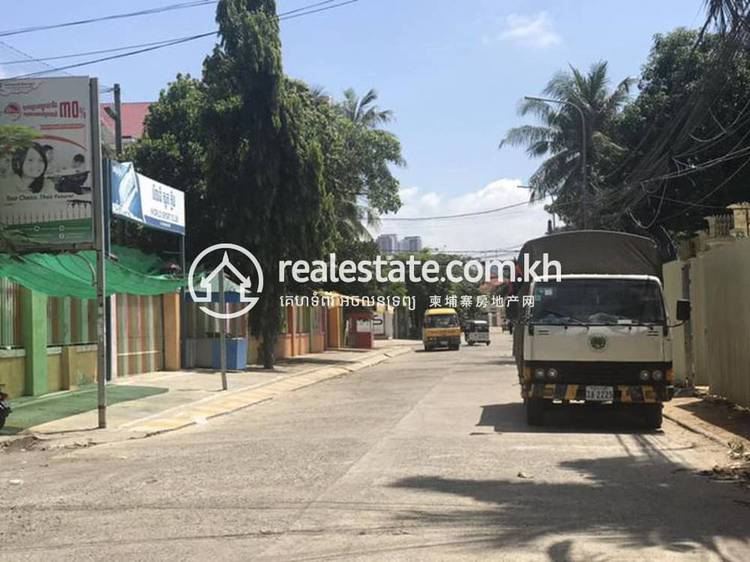 residential Land/Development for sale in Boeung Kak 1 ID 114843 1