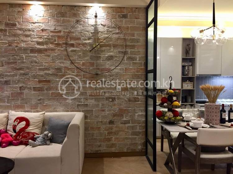 residential Condo for sale in Chak Angrae Leu ID 122528 1