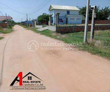commercial Land for sale in Sangkat Sambuor ID 122226