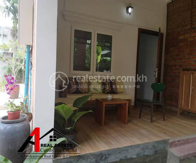 residential Apartment for rent in Svay Dankum ID 122135 1