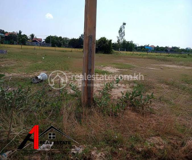 residential Land/Development for sale in Sangkat Sambuor ID 122228 1