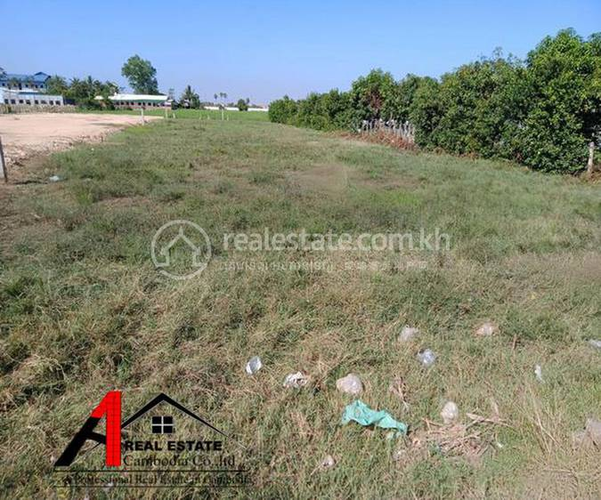 residential Land/Development for sale in Siem Reab ID 122683 1