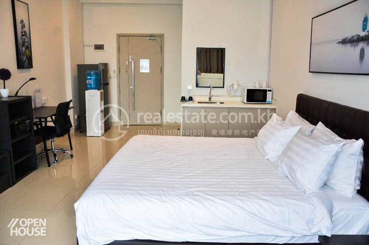 residential Condo for sale in Tonle Bassac ID 123014 1