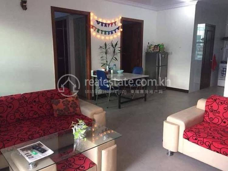residential Apartment for rent in Toul Tum Poung 1 ID 126768 1