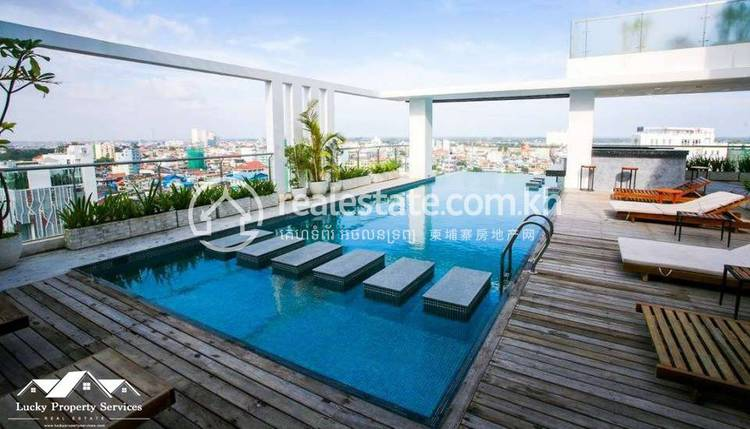 residential Apartment for rent in Boeng Reang ID 125607 1