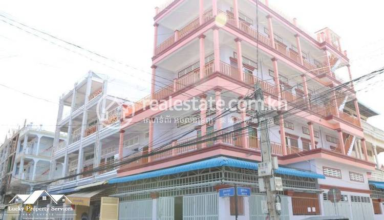 residential Apartment for rent in Boeung Salang ID 125628 1