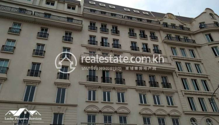 residential Apartment for sale in Tonle Bassac ID 125737 1