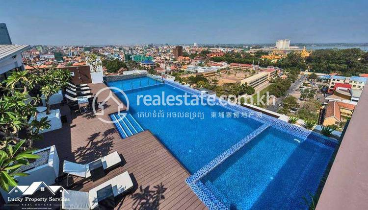 residential Apartment for rent in Tonle Bassac ID 125752 1
