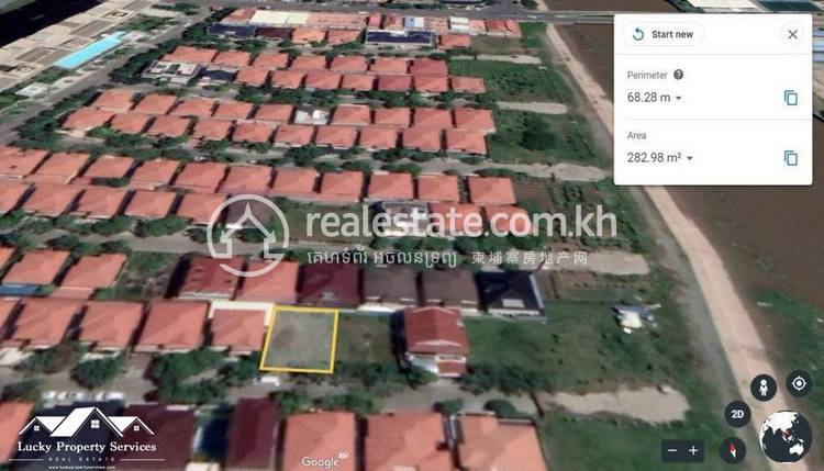 residential Land/Development for sale in Tonle Bassac ID 125763 1