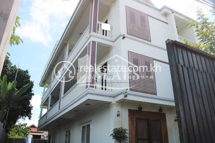 residential Apartment for rent in Siem Reap ID 126757 1