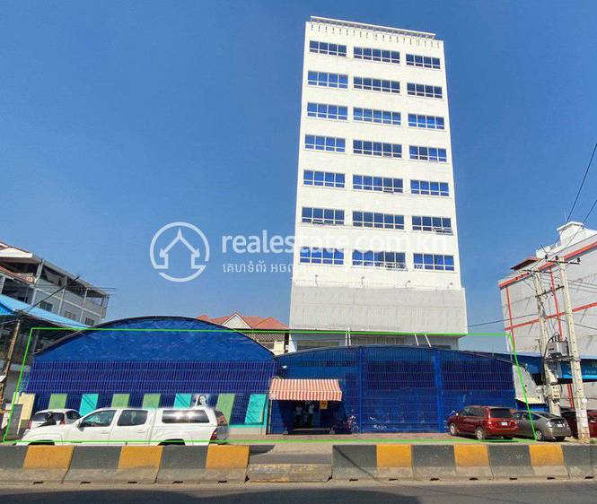 commercial other for rent in Tuol Sangke ID 126906 1