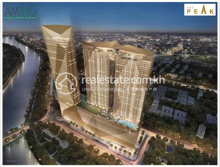 residential Apartment for rent in Chamkarmon ID 127270 1