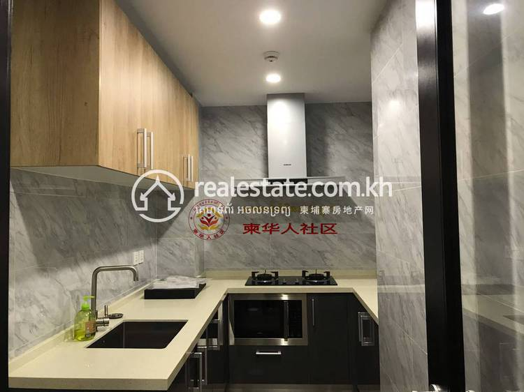 residential Condo for sale in Tonle Bassac ID 126225 1