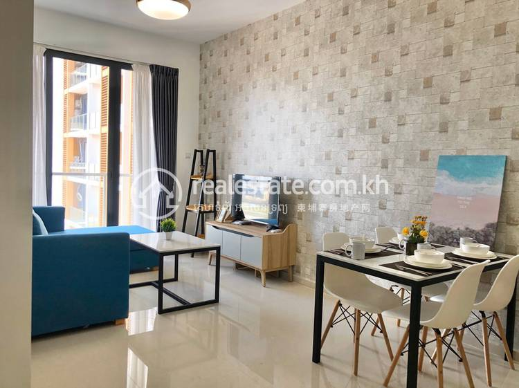 residential Apartment for rent in Veal Vong ID 127065 1