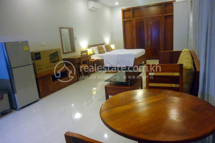 residential Apartment for rent in Toul Tum Poung 1 ID 126072 1