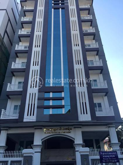 Phnom Penh Star Apartment for rent in Boeung Trabek ID 126136 1