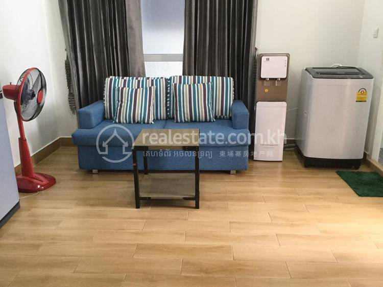 residential Apartment for rent in Tonle Bassac ID 125961 1