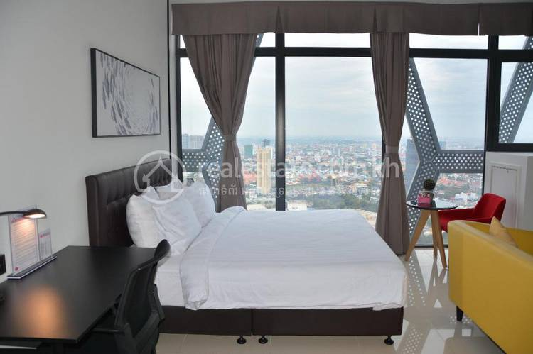 residential Condo for rent in Tonle Bassac ID 126204 1