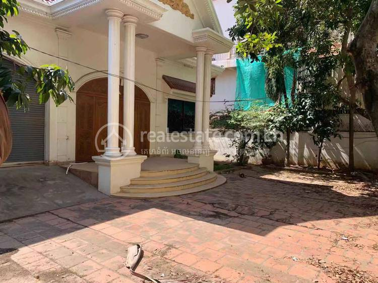 residential Villa for rent in Toul Tum Poung 1 ID 126308 1