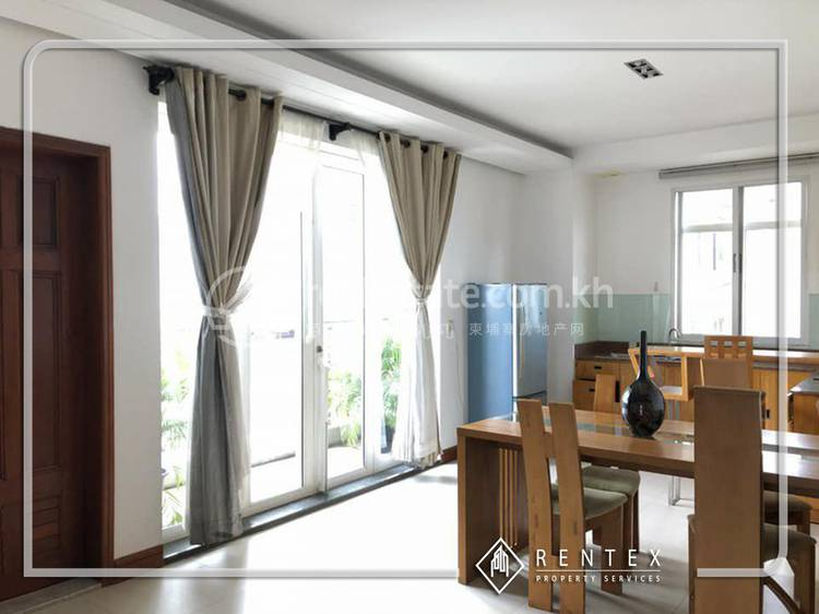 residential Apartment for rent in Toul Tum Poung 2 ID 126823 1