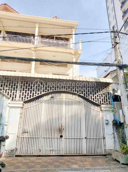 residential House for rent in Toul Tum Poung 1 ID 126977 1