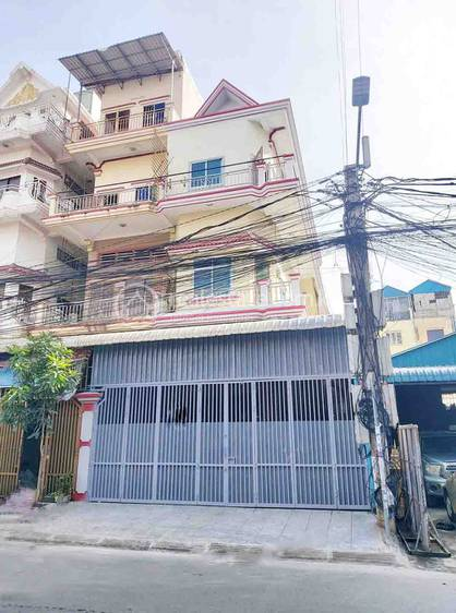 residential House for rent in Toul Tum Poung 1 ID 126981 1
