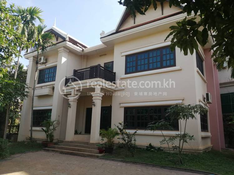 residential House for rent in Siem Reab ID 125969 1