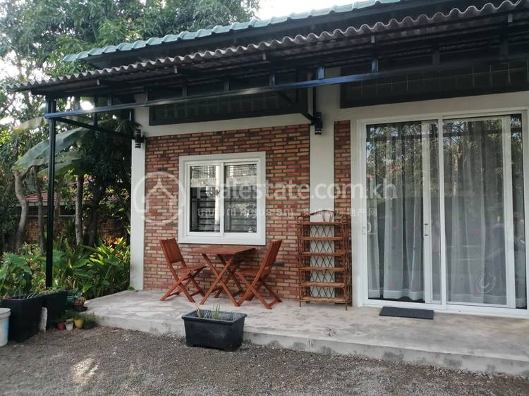 residential House for rent in Siem Reab ID 126021 1