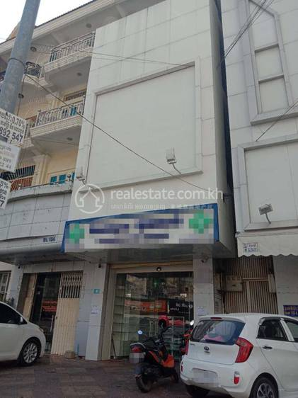 residential House for rent in Phsar Thmei III ID 126983 1