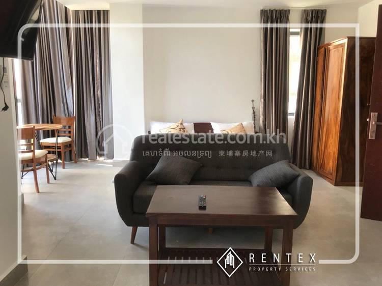 residential Studio for rent in Tonle Bassac ID 126899 1