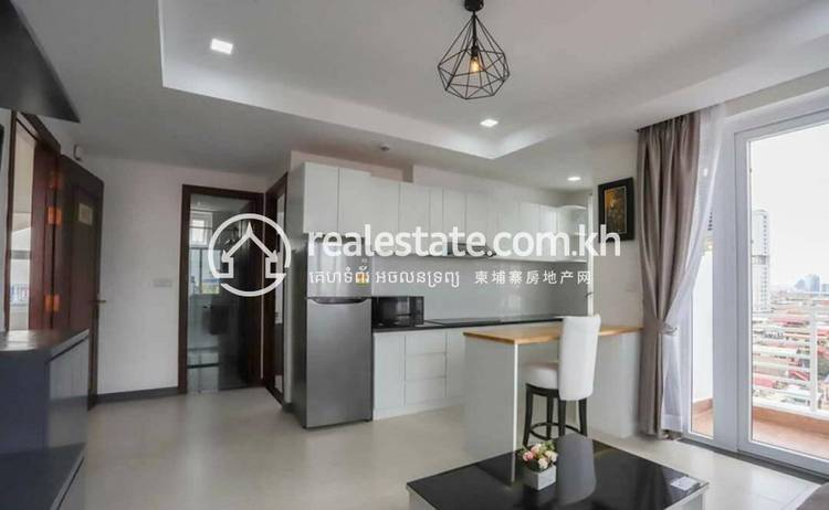residential Apartment for rent in Toul Tum Poung 1 ID 125964 1