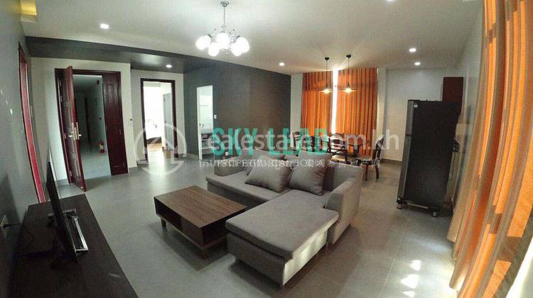 residential Apartment for rent in Tonle Bassac ID 125941 1