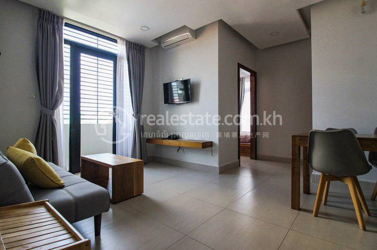 residential Apartment for rent in Tonle Bassac ID 126645 1
