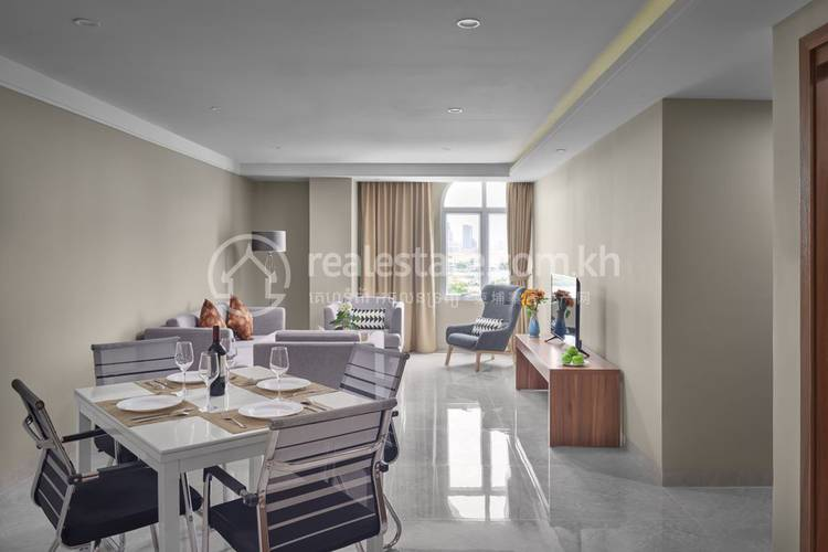 residential ServicedApartment for rent in Tonle Bassac ID 127369 1