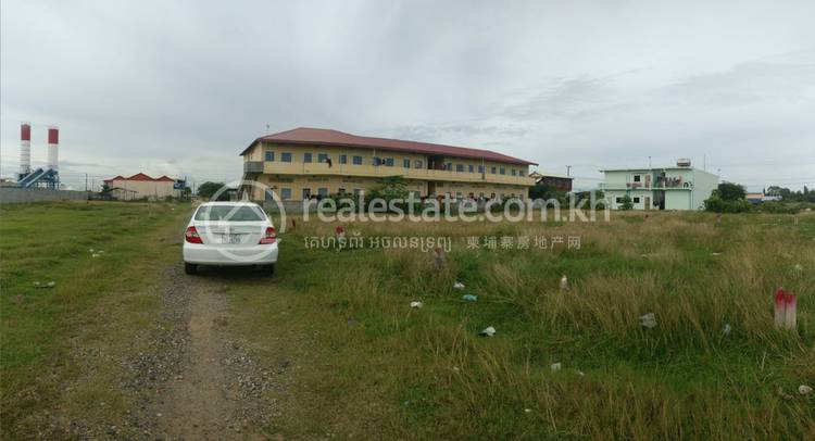 residential Land/Development for sale in Trapeang Kong ID 127147 1