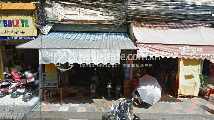 residential Shophouse for sale in Phsar Chas ID 127612 1