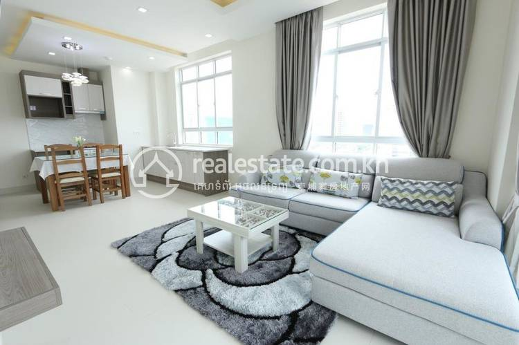 residential ServicedApartment for rent in Chamkarmon ID 127877 1