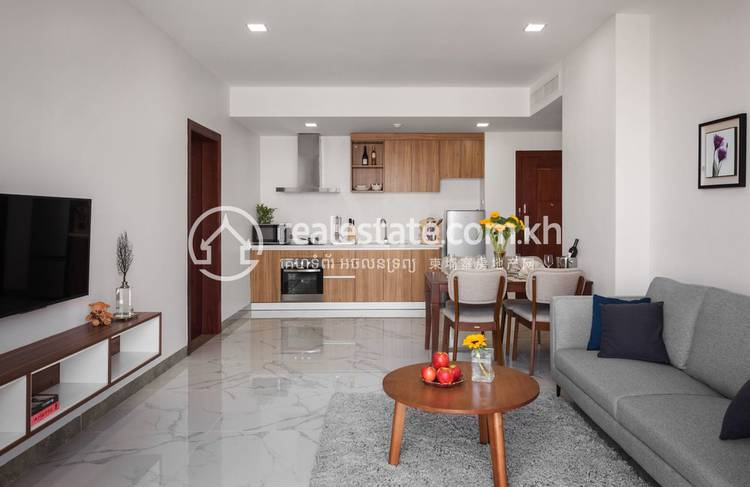 residential ServicedApartment for rent in Chamkarmon ID 127882 1
