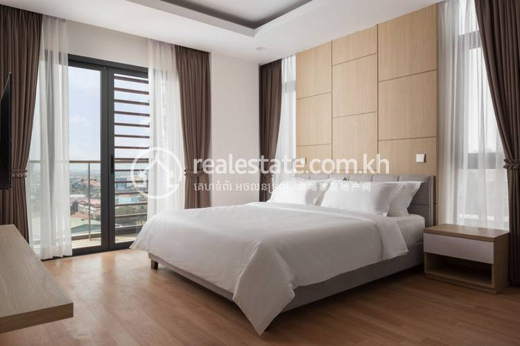 residential ServicedApartment for rent in Chamkarmon ID 127926 1