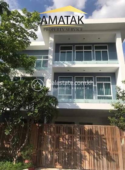 residential Villa for sale in Tonle Bassac ID 128121 1