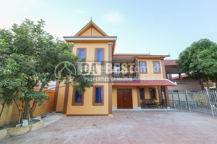 residential House for rent in Svay Dankum ID 127465 1
