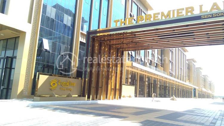 commercial CommercialShophouse for sale in Phnom Penh Thmey ID 127484 1
