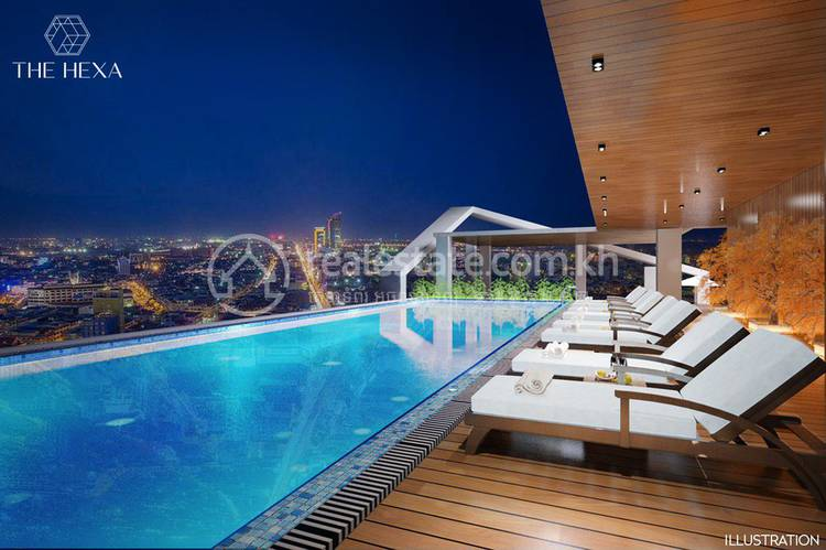 residential Condo for sale in Boeung Kak 2 ID 128026 1