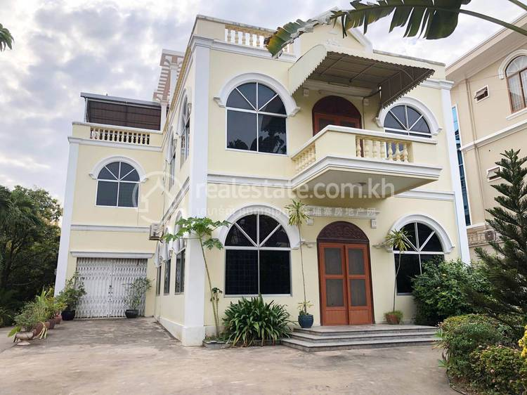 residential Villa for rent in Boeung Kak 1 ID 128145 1