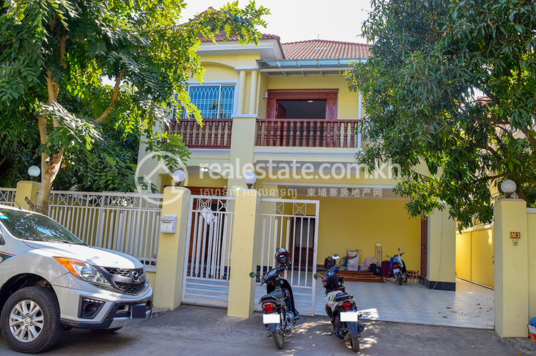 residential Villa for rent in Tonle Bassac ID 127749 1