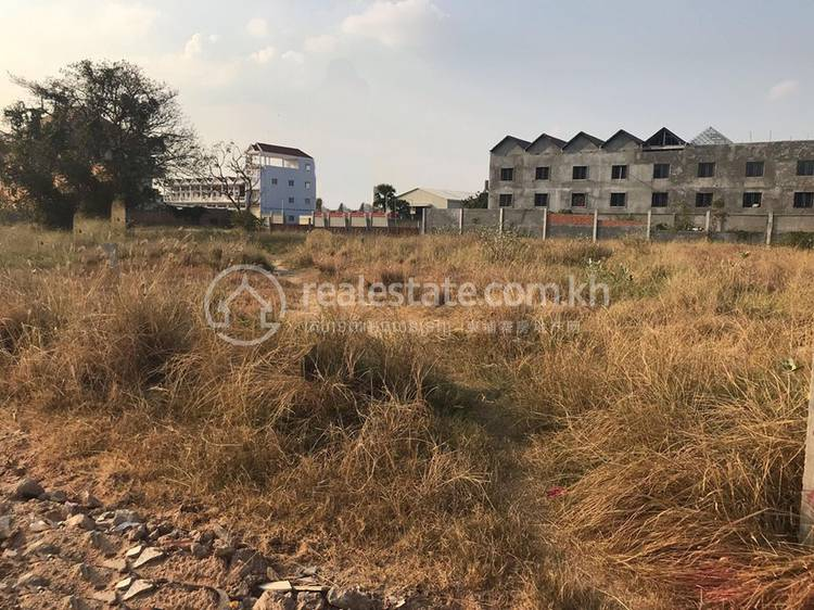 residential Land/Development for sale in Cheung Aek ID 128320 1