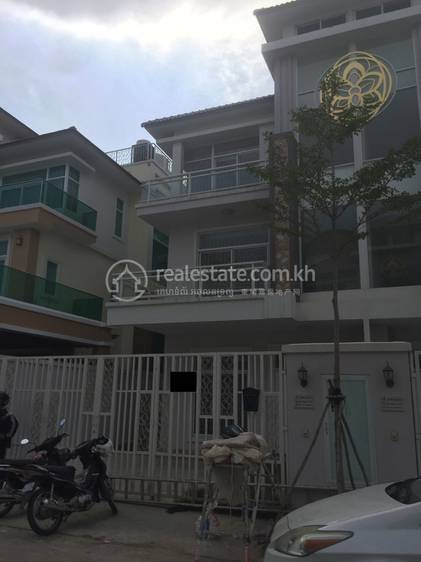 residential Terrace for rent in Ou Baek K'am ID 127601 1