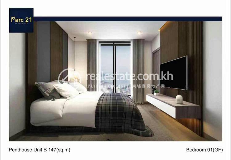 residential Condo for sale in Boeung Trabek ID 128632 1