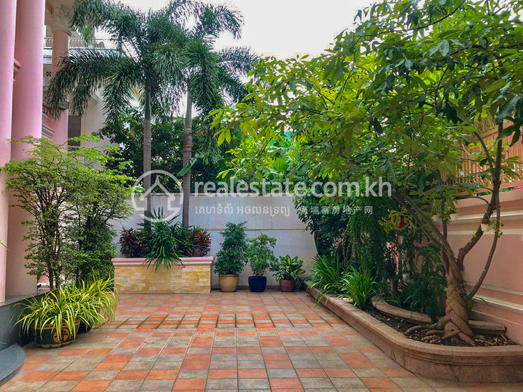 residential Villa for rent in Tonle Bassac ID 127662 1