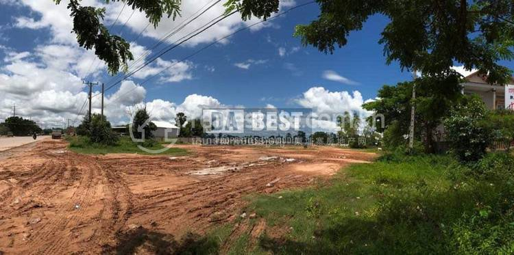commercial Land for sale in Kralanh ID 128034 1